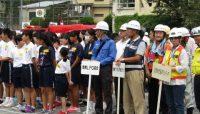 平成29年度「青梅市総合防災訓練」