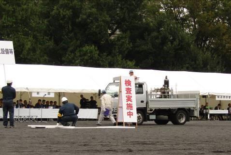 (1)高圧ガス容器の運搬の法令遵守と安全確保