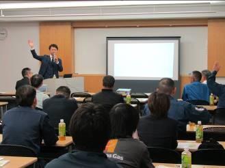 講師:外資系生命保険会社 小川殿